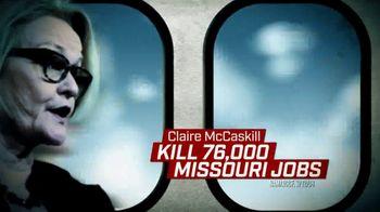 Senate Leadership Fund TV Spot, 'Gone DC' - Thumbnail 5
