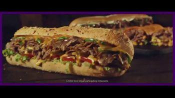 Subway Chipotle Cheesesteak TV Spot, 'Hammock' - Thumbnail 9
