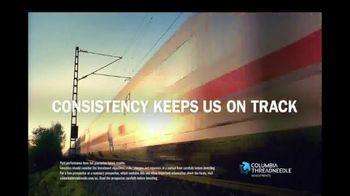 Columbia Threadneedle TV Spot, 'On Track'