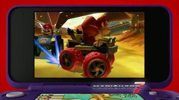 Nintendo 2DS XL TV Spot, 'Just Around the Corner: Mario Kart 7' - 1212 commercial airings