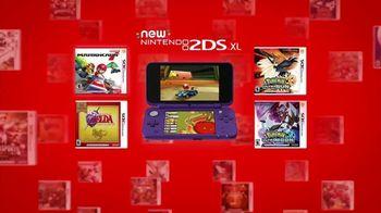 Nintendo 2DS XL TV Spot, 'Just Around the Corner: Mario Kart 7' - Thumbnail 5