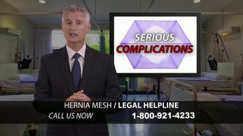 The Moody Law Firm TV Spot, 'Serious Complications' - Thumbnail 2