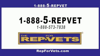 The Rep for Vets TV Spot, 'Made It Home' - Thumbnail 10