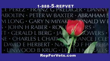 The Rep for Vets TV Spot, 'Made It Home' - Thumbnail 5