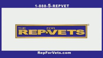 The Rep for Vets TV Spot, 'Made It Home' - Thumbnail 6