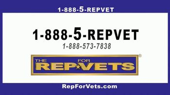 The Rep for Vets TV Spot, 'Made It Home' - Thumbnail 8