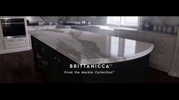 Cambria Marble Collection TV Spot, 'Brittanicca' - Thumbnail 9