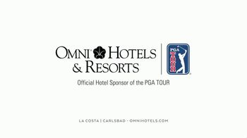 Omni Hotels & Resorts La Costa TV Spot, '19th Hole' - Thumbnail 8