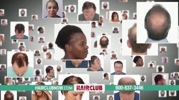 Hair Club TV Spot, 'Not Your Fault' - Thumbnail 1