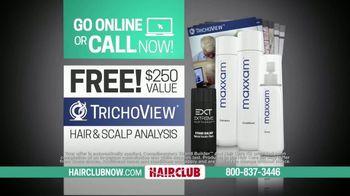 Hair Club TV Spot, 'Not Your Fault' - Thumbnail 9
