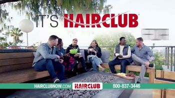 Hair Club TV Spot, 'Not Your Fault'