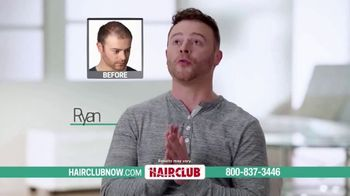 Hair Club TV Spot, 'Not Your Fault' - Thumbnail 4