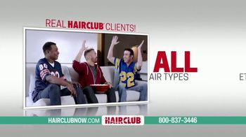 Hair Club TV Spot, 'Not Your Fault' - Thumbnail 6