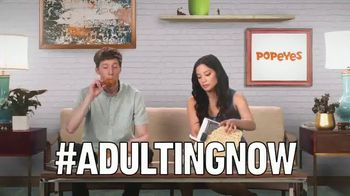 Popeyes TV Spot, 'Comedy Central: Adulting' - Thumbnail 7
