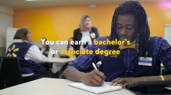 Walmart TV Spot, 'A College Education for $1 a Day' - Thumbnail 5