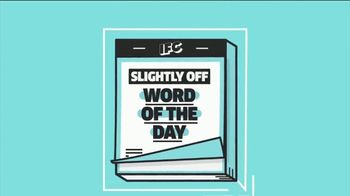 Aflac TV Spot, 'IFC: Slightly Off Word of the Day' - Thumbnail 9