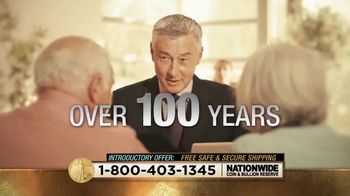 Nationwide Coin & Bullion Reserve TV Spot, 'The World is Running Out' - Thumbnail 3