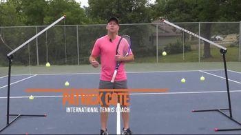 1-2-3 Tennis Tee TV Spot, 'Setup'