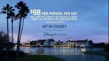 Walt Disney World Resort TV Spot, 'Magical: $98' - Thumbnail 10