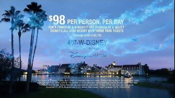 Walt Disney World Resort TV Spot, 'Magical: $98' - Thumbnail 9
