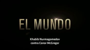 UFC 229 TV Spot, 'Khabib vs. McGregor' [Spanish] - Thumbnail 1