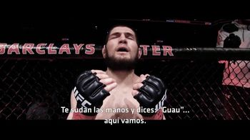 UFC 229 TV Spot, 'Khabib vs. McGregor' [Spanish] - Thumbnail 3