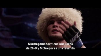UFC 229 TV Spot, 'Khabib vs. McGregor' [Spanish] - Thumbnail 5