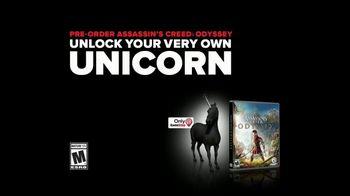 GameStop TV Spot, 'Assassin's Creed: Odyssey: Unicorn' - Thumbnail 10