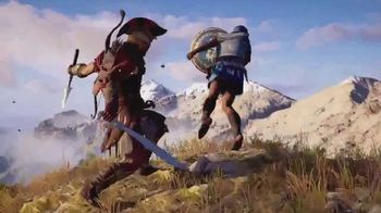 GameStop TV Spot, 'Assassin's Creed: Odyssey: Unicorn' - Thumbnail 8