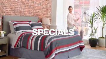 Macy's Fall Home Sale TV Spot, 'Bed Ensembles & Mattress Sets' - Thumbnail 3