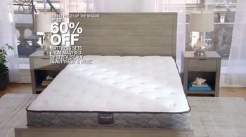 Macy's Fall Home Sale TV Spot, 'Bed Ensembles & Mattress Sets' - Thumbnail 9