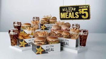Carl's Jr. All Star Meals TV Spot, 'America Deserves Better' - Thumbnail 10