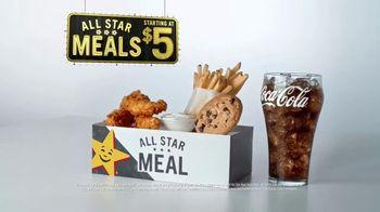 Carl's Jr. All Star Meals TV Spot, 'America Deserves Better' - Thumbnail 5
