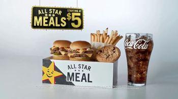 Carl's Jr. All Star Meals TV Spot, 'America Deserves Better' - Thumbnail 6
