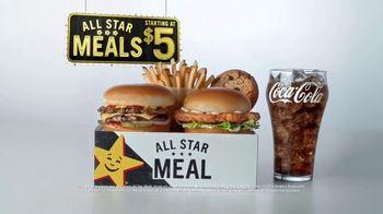 Carl's Jr. All Star Meals TV Spot, 'America Deserves Better' - Thumbnail 7