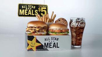Carl's Jr. All Star Meals TV Spot, 'America Deserves Better' - Thumbnail 8