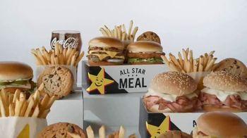 Carl's Jr. All Star Meals TV Spot, 'America Deserves Better' - Thumbnail 9