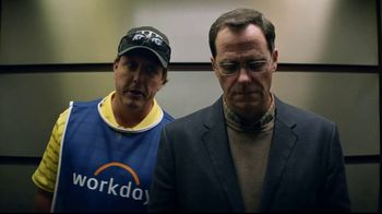 Workday TV Spot, 'Business Caddie' Featuring Andy Buckley, Phil Mickelson - Thumbnail 8