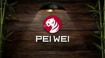 Pei Wei Asian Eatery Orange Chicken TV Spot, 'Never Frozen' - Thumbnail 9