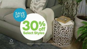 Ashley HomeStore Columbus Day Sale TV Spot, 'Discover Savings: Sofa' - Thumbnail 5