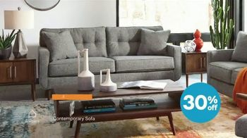 Ashley HomeStore Columbus Day Sale TV Spot, 'Discover Savings: Sofa' - Thumbnail 7
