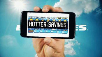 Big O Tires Get Em' While It's Hot Sale TV Spot, 'Warm Autumn Weather' - Thumbnail 3