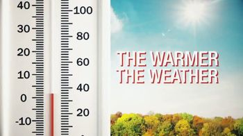 Big O Tires Get Em' While It's Hot Sale TV Spot, 'Warm Autumn Weather'