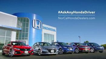 2018 Honda Accord TV Spot, 'Ask Any Honda Driver: Northern California Favorite' [T2] - Thumbnail 10