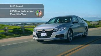 2018 Honda Accord TV Spot, 'Ask Any Honda Driver: Northern California Favorite' [T2] - Thumbnail 9