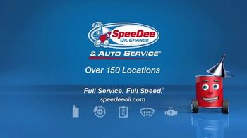 SpeeDee Oil Change TV Spot, 'Artist' - Thumbnail 9