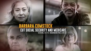 Democratic Congressional Campaign Committee TV Spot, 'Barbara Comstock for Trump' - Thumbnail 6