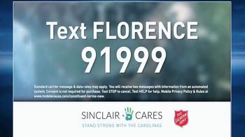 ABC 7 DC TV Spot, 'Sinclair Cares: Stand Strong with the Carolinas' - Thumbnail 10