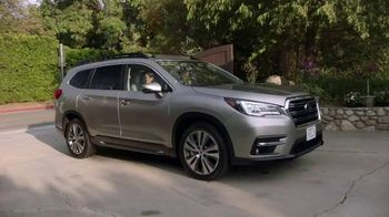 Subaru Ascent TV Spot, 'Playfull: Three Back-to-School Car Hacks' [T1] - 7 commercial airings