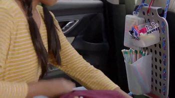 Subaru Ascent TV Spot, 'Playfull: Three Back-to-School Car Hacks' [T1] - Thumbnail 4